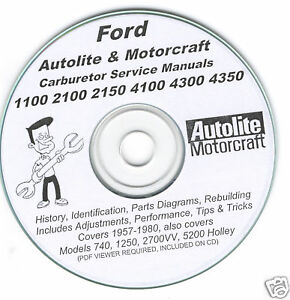 Ford motorcraft model 740