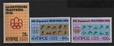 Cyprus 1976 Olympic Games Montreal SG 471/3 MNH
