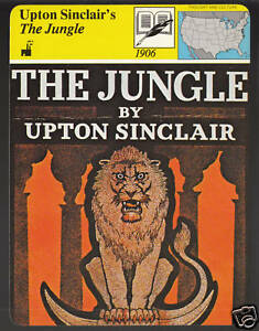 upton sinclairs the jungle as a historical document Find out more about the jungle, first edition by upton sinclair (9780312400378,  0312400373) at macmillan learning the jungle in paper text by upton.