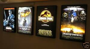 Home-Theater-Movie-Poster-Lightbox-Frame-Game-Room-Sign