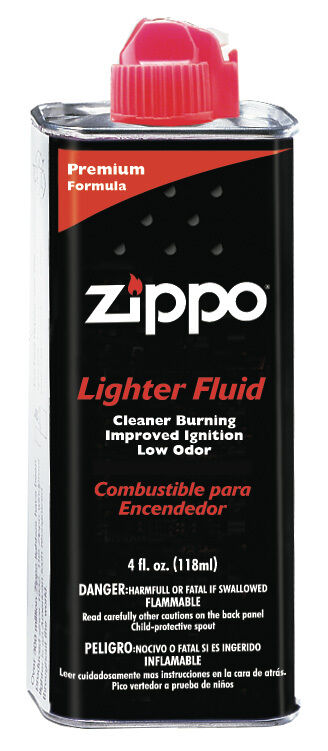 Zippo Lighter Premium Clean Burning Lighter Fluid - Best Buy