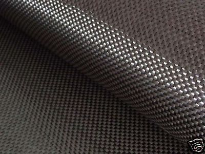 "Carbon Fiber Cloth Fabric Plain Weave - 3k - 5.7 oz - 14"" on Rummage"