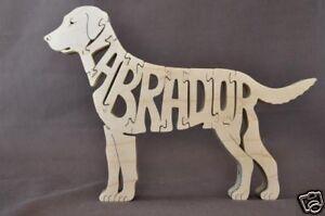 Labrador-Retriever-Dog-Wooden-Toy-Scroll-Saw-Puzzle