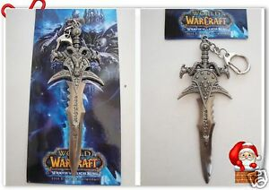 World-Of-Warcraft-Cool-Anime-Shaddow-sadness-sword-Metal-KeyChain