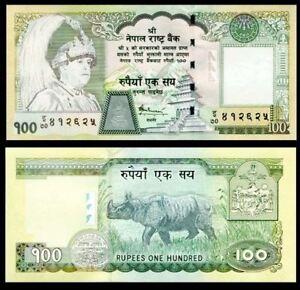 NEPAL-2006-RUPEES-100-BANKNOTE-P-57-Signature-16-UNC