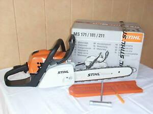 Stihl Motorsäge MS211, Stihl Kettensäge MS 211