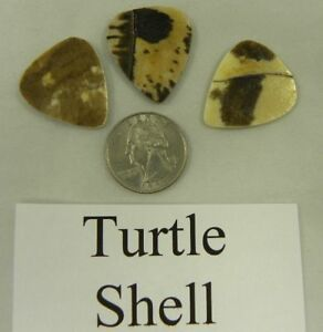 Guitar-Pick-Turtle-Tortoise-Shell
