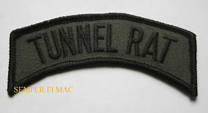 TUNNEL-RAT-PATCH-VIETNAM-Afghanistan-US-MARINES-ARMY