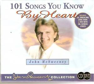 101-SONGS-YOU-KNOW-BY-HEART-JOHN-McSWEENEY-CD-DVD