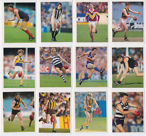 LOT-OF-12-1993-FOOTBALL-STICKERS