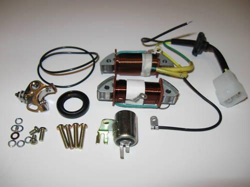 Honda Ct70 K0 / Z50a K1 Stator Rebuild Assembly Kit Mini Trail 50 Z50 3-wire