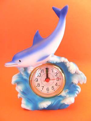Uhr Delfin Delfine Delphin Delphine Wecker Uhren neu