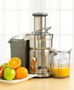 Breville-800JEXL-Juice-Fountain-Elite-Juicer-800-JEXL-BRAND-NEW