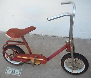 ANTIQUE-HEDSTROM-KIDS-BIKE-BICYCLE-RARE-ALL-ORIGINAL