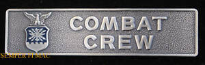 US-AIR-FORCE-COMBAT-CREW-BADGE-PIN-MISSILE-SAC-ADC-USAF-Combat-Readiness-Medal