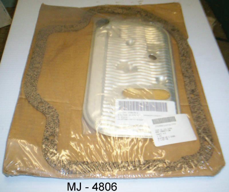 Transmission Fluid Filter Element Parts Kit for Detriot Allison Model 400 (NOS)