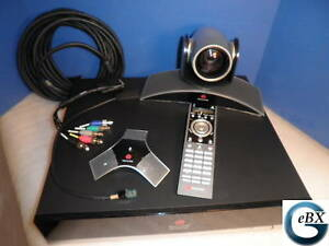 Polycom-HDX-9000-1080p-Complete-1yr-Warranty-HD-Video-Conferencing-System