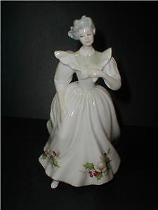 Royal-Doulton-Figure-of-the-Month-December-HN-2696-MINT