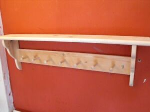 wooden-coat-peg-rack-shaker-style-with-shelf-pine-7-pegs-shaker-pegs-rails