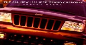 1999-JEEP-GRAND-CHEROKEE-Owners-Manual-User-Guide