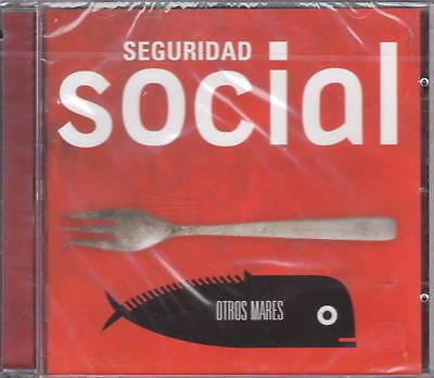Seguridad Social Otros Mares Cd Sealed