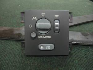 New S10 Xtreme Blazer Xtreme Headlight Fog Light Switch Ebay
