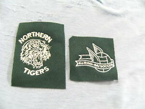SOCCER-FOOTBALL-EMBLEM-NORTHERN-TIGERS-KURINGGAI