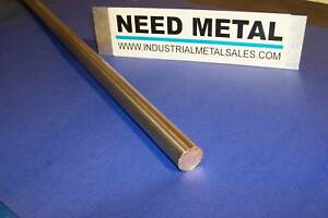 """1"""" Dia x 72""""-Long 304 Stainless Steel Round Rod->1.0"""" Dia 304 Stainless Rod"""
