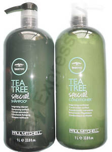 Paul Mitchell Tea Tree Shampoo & Conditioner Litres Duo