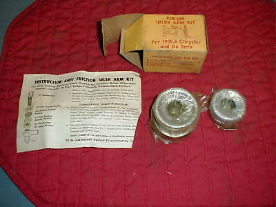 NOS MOPAR 1955-6 IDLER ARM BUSHING REPAIR KIT P D DS C
