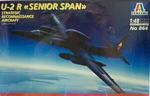 Italeri-1-48-U-2-R-Senior-Span-Reconnaisance-Aircraft