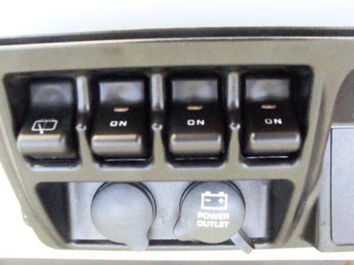 Jeep Tj Offroad Lights Rocker Switch 97