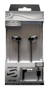 Arctic-Cooling-E231-Headphones-with-Microphone-Black