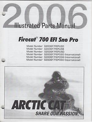 arctic cat f7 repair manual
