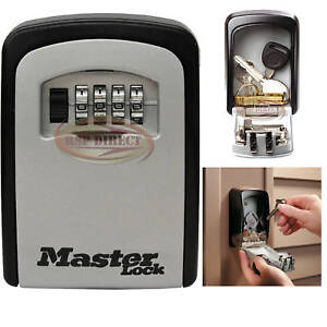 Master Lock 5401D Mini Key Safe with ***FREE POSTAGE***