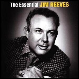 JIM-REEVES-2-CD-THE-ESSENTIAL-CD-50s-60s-VINTAGE-COUNTRY-NEW
