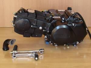 Lifan 125cc 1p54fmi 4up Gears Manual Clutch Engine Motor Pit