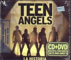 CD-DVD-LIBRO-TEEN-ANGELS-LA-HISTORIA-CASI-ANGELES