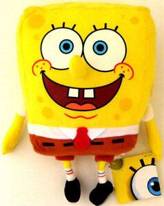 SPONGEBOB-SQUAREPANTS-Cuddly-Soft-Plush-Stuffed-Toys