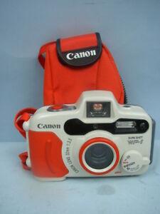 Canon-Sure-Shot-WP-1-Weatherproof-35mm-Camera-W-Case