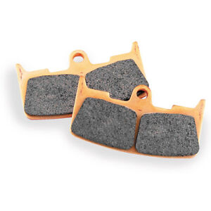 New EBC Sintered Front/Rear Brake Pads Harley FA400HH