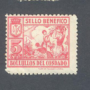 C.R  SELLO BENEFICO 5 CTS