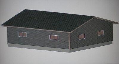 28 39 x 32 39 garage shop plans materials list blueprints ebay for 28 x 24 garage plans