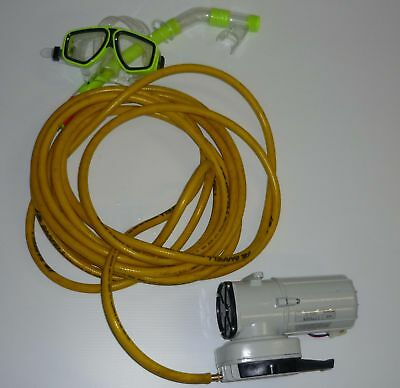 Air compressor electric dc 12v hookah diving yacht boat - Hookah dive compressor ...