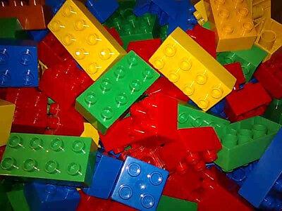 Lego Duplo Steine 60 Bausteine grosses Duplo Paket  WOW