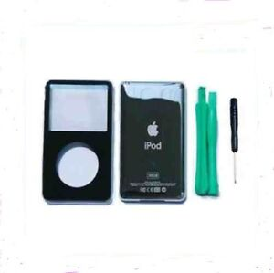 iPod-classic-6th-Gen-120GB-Front-Cover-Back-Panel-Black