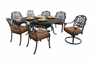 ... Outdoor 7 Piece SAN MARINO PATIO FURNITURE DINING