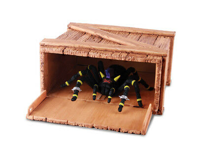 Creepy Crate Hideout For Tarantula Spider Uncle Milton Toys