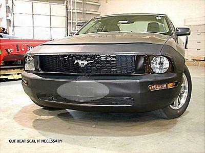 - Lebra Front End Mask Cover Bra Fits Ford Mustang 2005 2006-2009