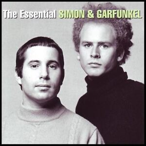 SIMON-GARFUNKEL-2-CD-THE-ESSENTIAL-60s-70s-FOLK-ROCK-PAUL-ART-NEW